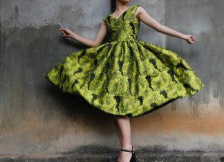 Idealna sukienka z koronki na wesele